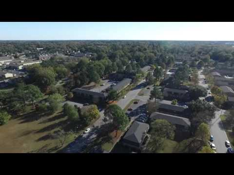 Drone Footage: Greenville NC High Flying