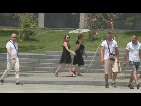 Kujdes 40 gradë! Javën e ardhshme freskohet moti - Top Channel Albania - News - Lajme