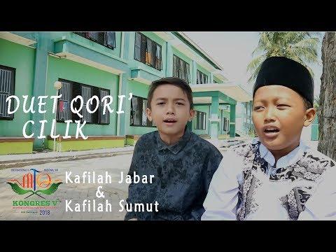 Shalawat Merdu Dua Qori Cilik Berprestasi Dalam Perhelatan Mtq Jqh Nu 2018