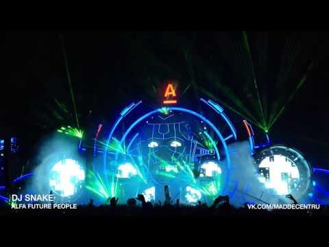 DJ SNAKE Live at Alfa Future People Festival (Russia, 18.07.2015)