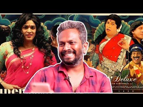 Why Replace Vijay Sethupathi with Vadivel? - Super Deluxe Director Thiagarajan Kumararaja