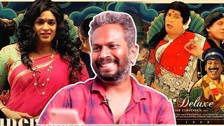 Why Replace Vijay Sethupathi with Vadivel? - Super Deluxe Director Thiagarajan Kumararaja