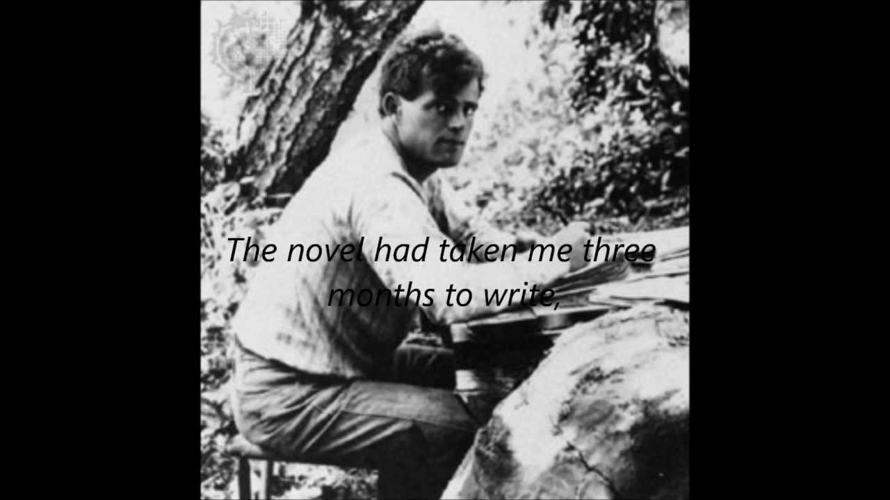 To build a fire jack london - Radio Interview With Jack London