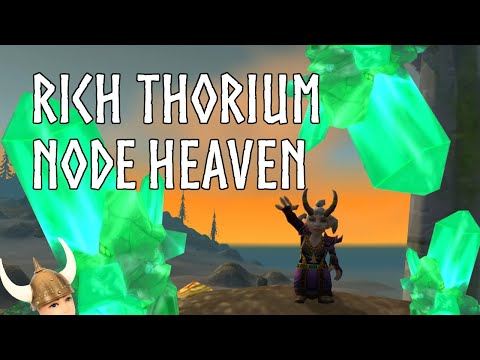 Rich Thorium Mining Guide | World Of Warcraft: Classic