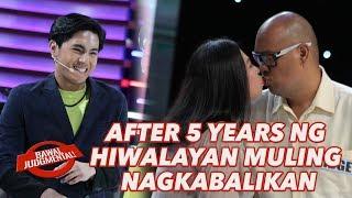 AFTER 5 YEARS NG HIWALAYAN MULING NAGKABALIKAN | Bawal Judgmental | February 24, 2020