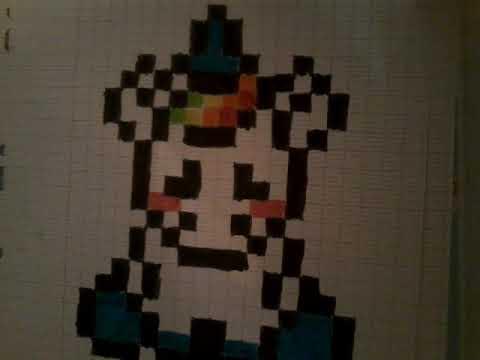 Download Pixel Art Licorne Kawaii Video Tz Ytb Lv