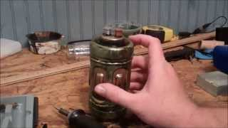 Making Scifi / Steampunk Props From Plastic Bottles (part 2)