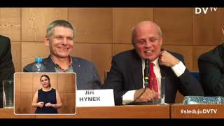 Czech President Candidates Talk About Drug Experience