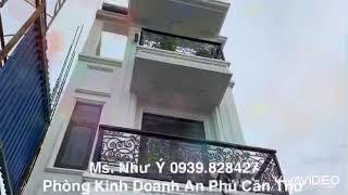 Nhà Phố 1T2L Khu Đô Thị An Phú Cần Thơ, trung tâm quận Cái Răng Cần Thơ-0939.828.427