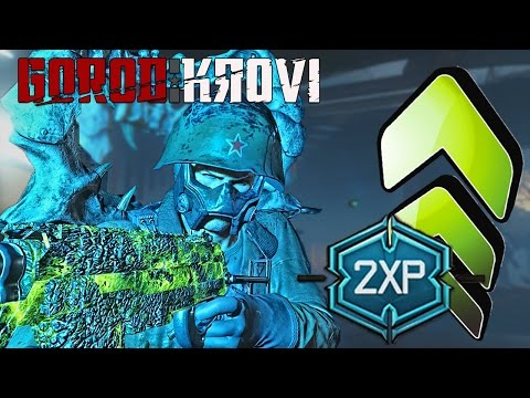 You NEED to Play 'GOROD KROVI' During DOUBLE XP (Black Ops 3 Zombies)