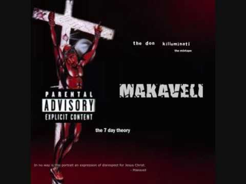 Makaveli  All Out f Outlawz Unreleased