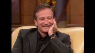 Oprah Remembers Robin Williams (Interview) HD