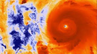 México se prepara para la llegada de Patricia, el huracán más fuerte de la historia