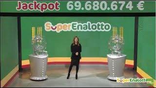 SuperEnalotto - Estrazione e risultati 09/12/2017