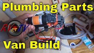 Sprinter Van Build Plumbing Parts - Lake Havasu City AZ