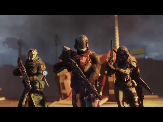 Destiny 2 - Bande-annonce officielle de lancement