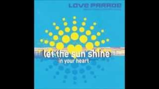 Dr. Motte & Westbam - Sunshine, Love Parade 1997