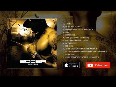 Booba - Pantheon (Album complet)