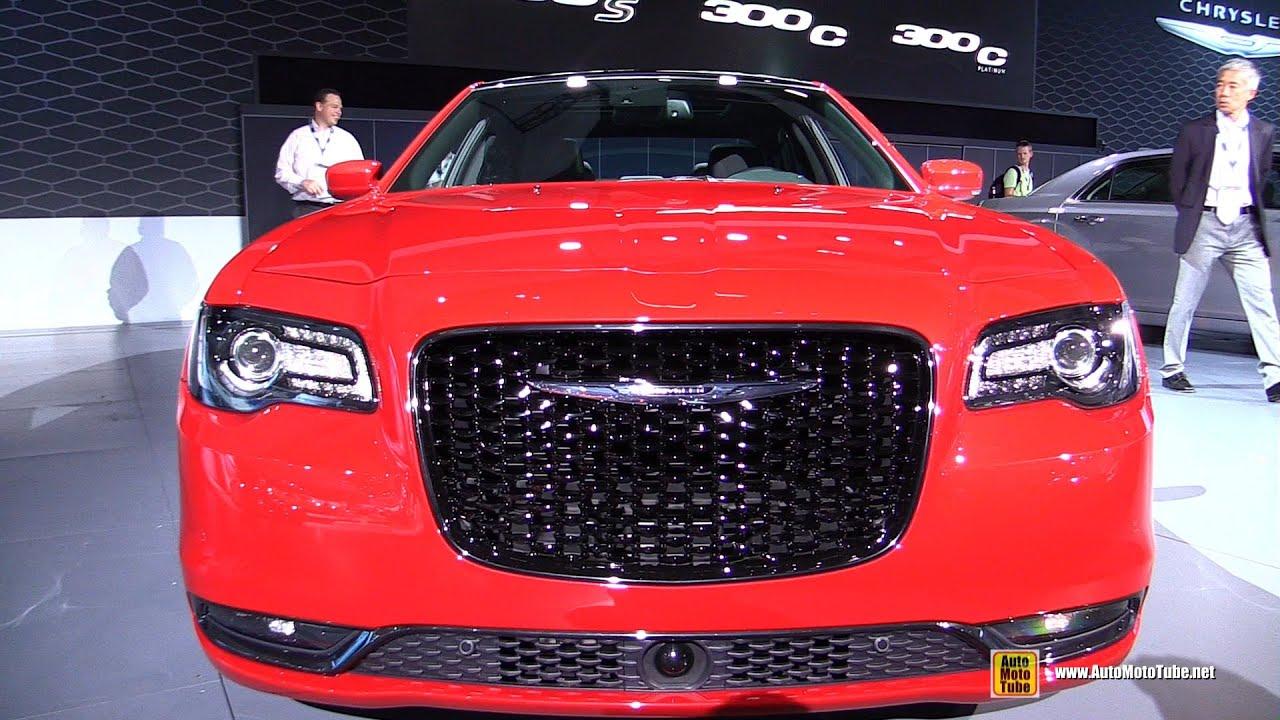 watch chrysler interior youtube detroit show exterior walkaround auto and