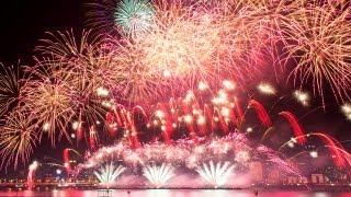 第25回 なにわ淀川花火大会 2013年8月10日(大阪・淀川河川敷) 25th Na...