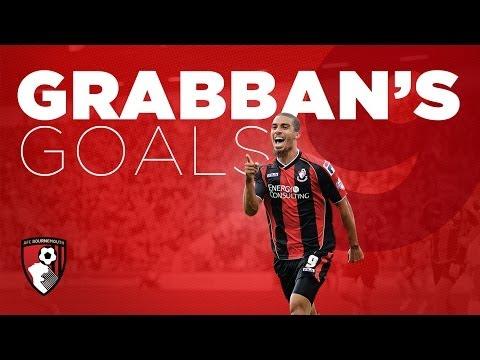 Grabban's goals | All Lewis Grabban's strikes so far this season