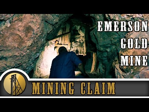 Emerson Gold Mine - Utah - Gold Rush Expeditions - 2015
