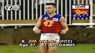 North Melbourne Kangaroos vs Fitzroy Lions - Round 9 - 1992 - Roys Delight On Friday Night