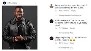 Epic Comments Compilation Kevin Hart