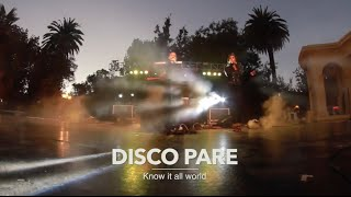 DISCO PARE - Know It All World (Official Video)