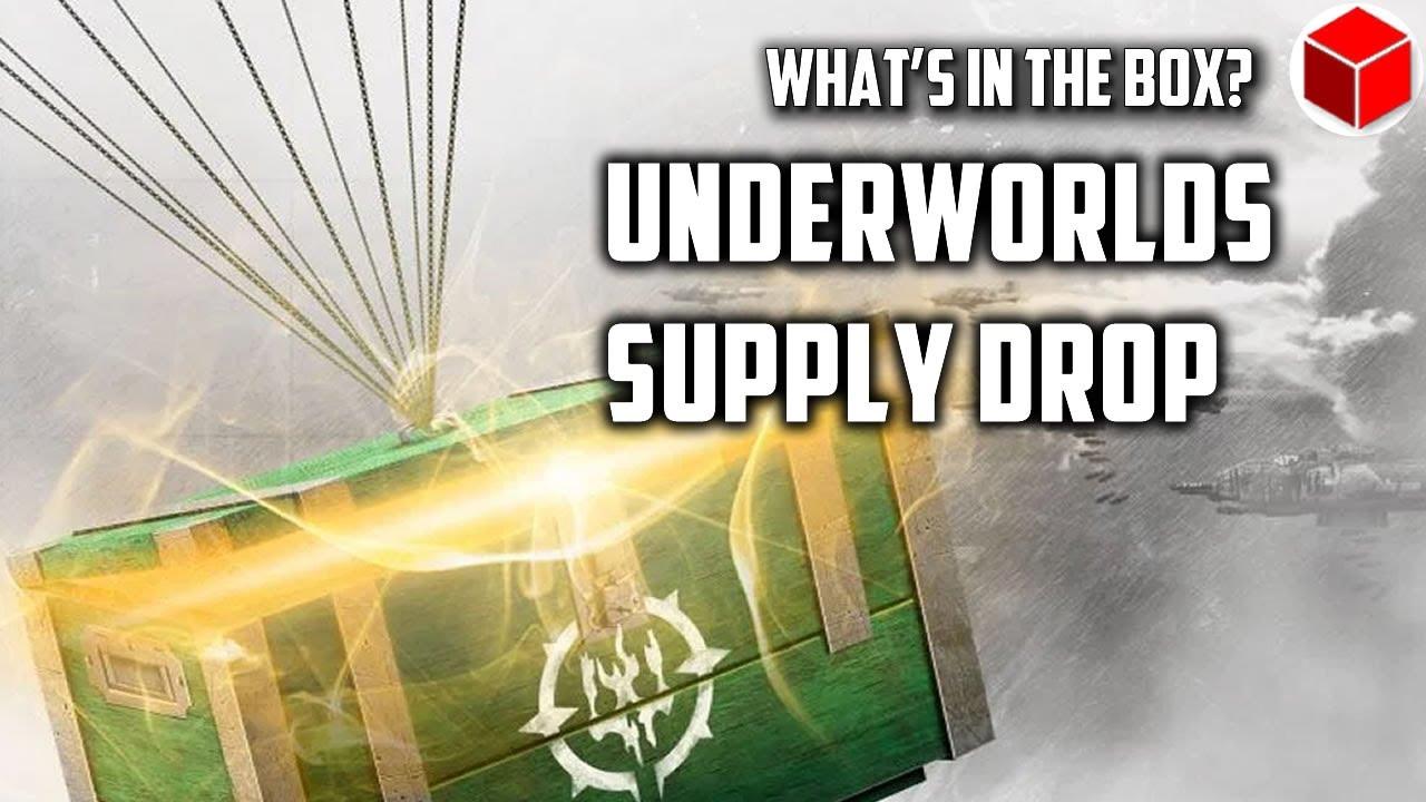 What Was In My Warhammer Underworlds Supply Drop