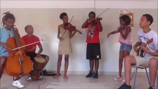 Game of Thrones - cover by STRINGS FAMILY - ESJB