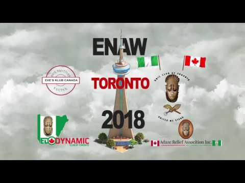 E N A Worldwide Convention, 2018 Toronto, Canada