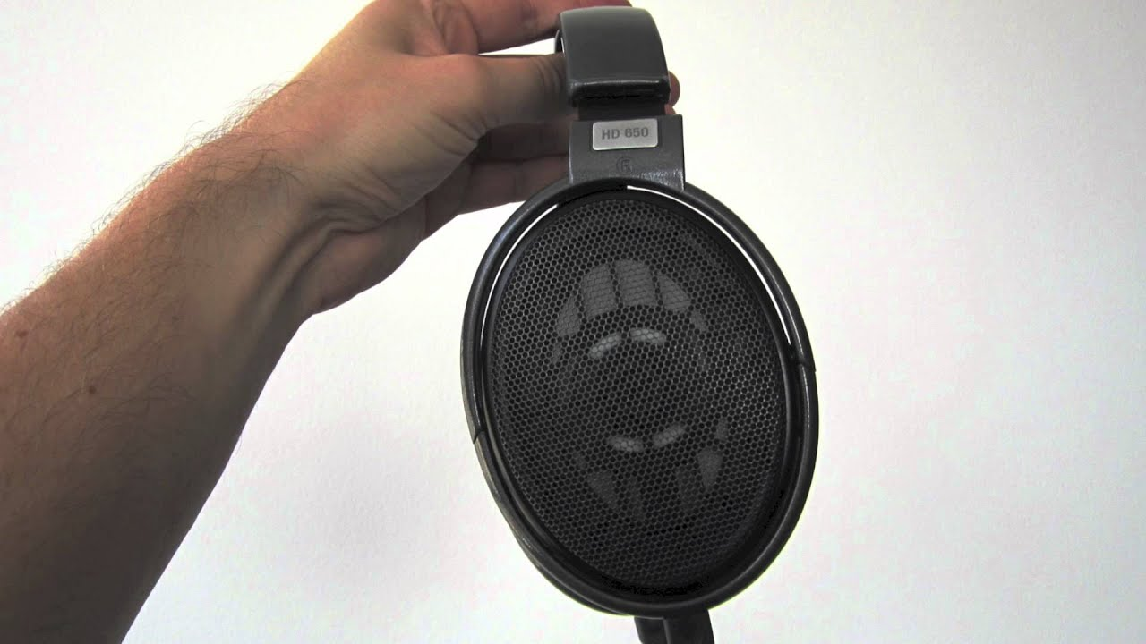 sennheiser hd 650 headphone review youtube. Black Bedroom Furniture Sets. Home Design Ideas