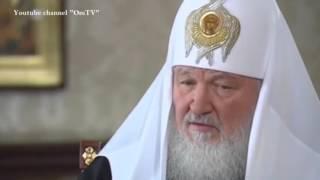Патриарх войны  Гундяев дает добро на бомбежки