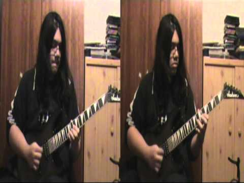 Sylosis - Withered Guitar Cover