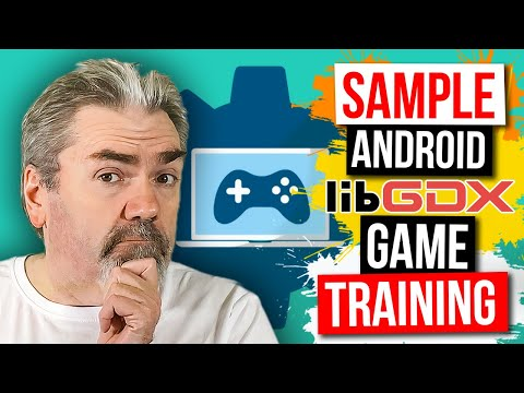 Sample Course Training - Android LibGDX Game Development Masterclass On Udemy - Official