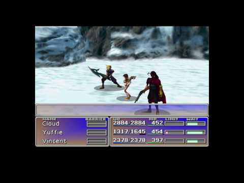 Final Fantasy 7 episode 18 - on the road to eldorado.... I m