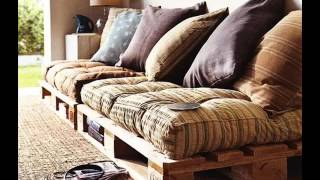 Pallet Sofa Cushion Diy Pictures Of Pallet Furniture Collection