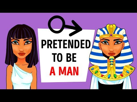 A Lot of People Tried to Erase This Female Pharaoh from History But Failed