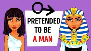 A Lot of People Tried to Erase This Female Pharaon from History But Failed