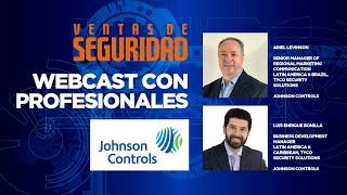 Entrevista con Ariel Levinson y Luis Bonilla de Johnson Controls