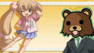 I love little girls - Komodo No Jikan - Pedobear Mix