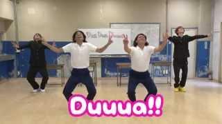 「あたりまえ体操」がインドネシアで大人気となっているCOWCOWと、「本...