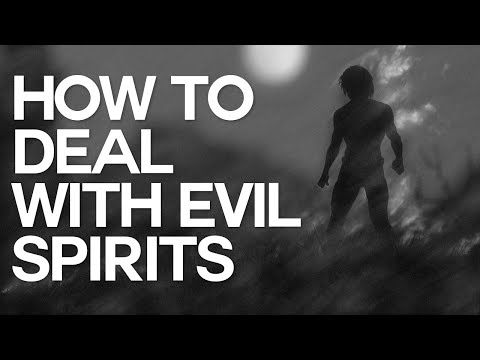 How to Deal With Evil Spirits - Swedenborg and Life