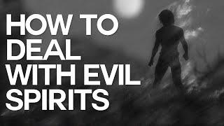 Video How to Deal With Evil Spirits - Swedenborg and Life download MP3, 3GP, MP4, WEBM, AVI, FLV Oktober 2017