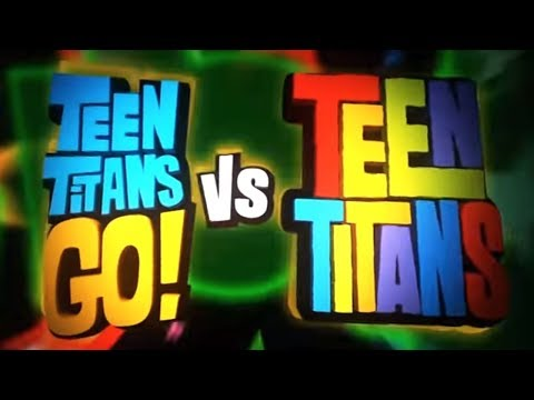 Teen Titans Go vs. Teen Titans - NEW Special Event Coming Soon