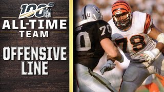 100 All-Time Team: Offensive Line | NFL 100