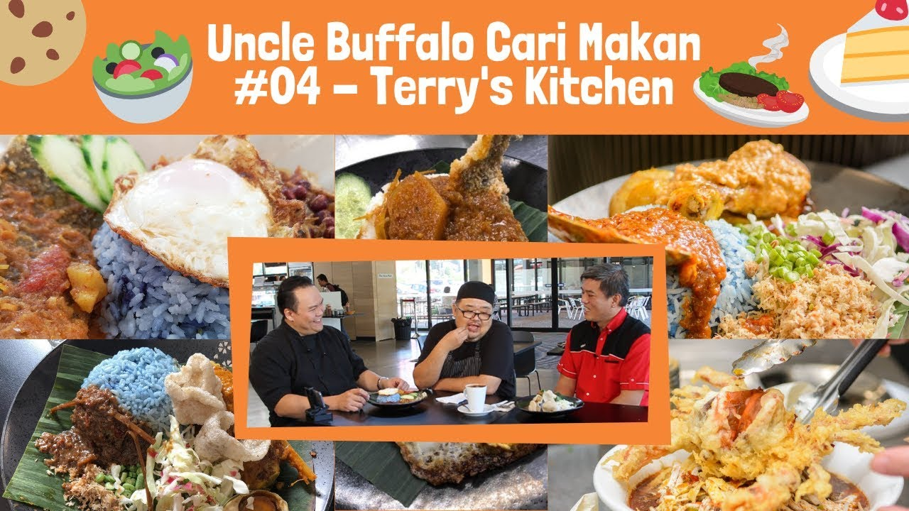 Uncle Buffalo Cari Makan #04] One of