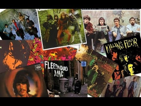 Top 10 British Blues-Rock Albums Of All Time
