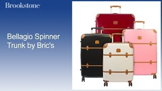 Bellagio Spinner Trunk by Bric's